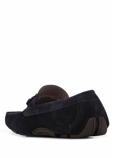 Salvatore Ferragamo Ayakkabı Lacivert